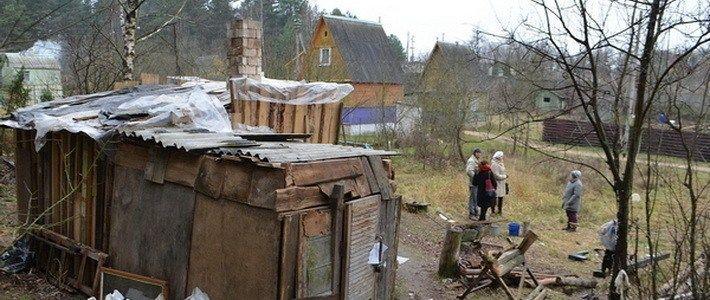 Севастопольским ветеранам мешают бомжи. Говорят — потенциальные преступники
