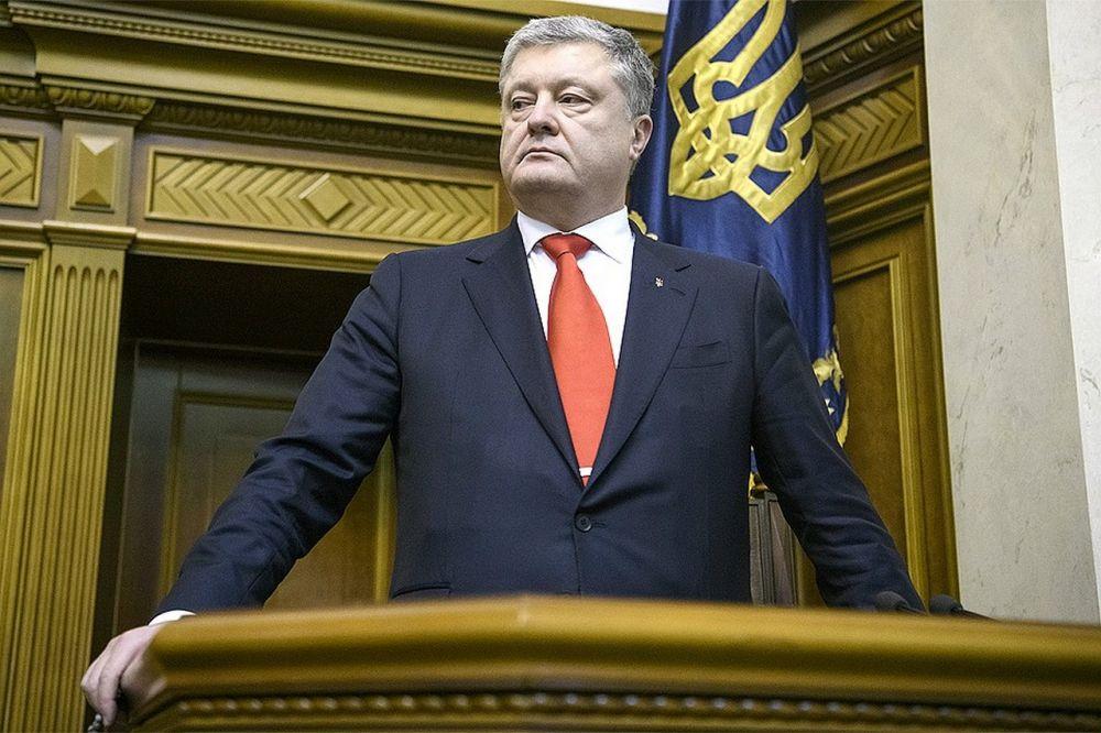 Украина: конец операции «Президент»