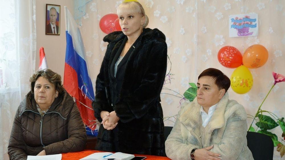 Прошло собрание жителей Войковского сельского поселения