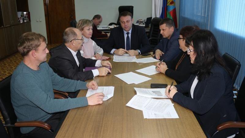 В Красноперекопском городском совете прошел «Депутатский час»