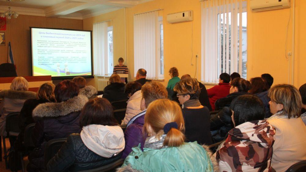 Под руководством Александра Петрова в Нижнегорском районе проведены публичные слушания