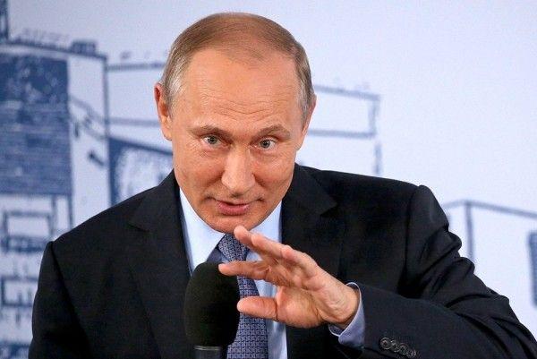 Путин отказался участвовать в предвыборной кампании Порошенко