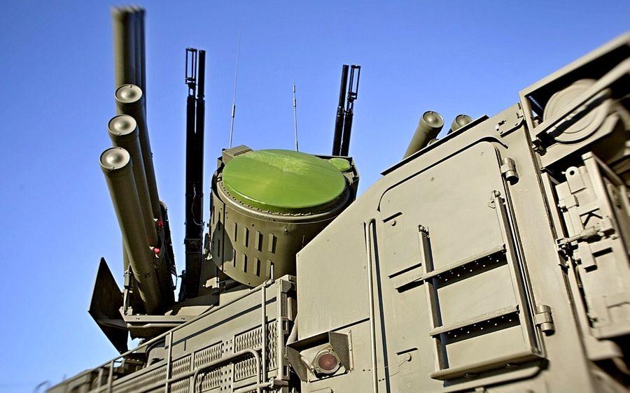 Учения на Черноморском флоте: расчёты комплекса «Панцирь» уничтожили условную воздушную цель над Крымом