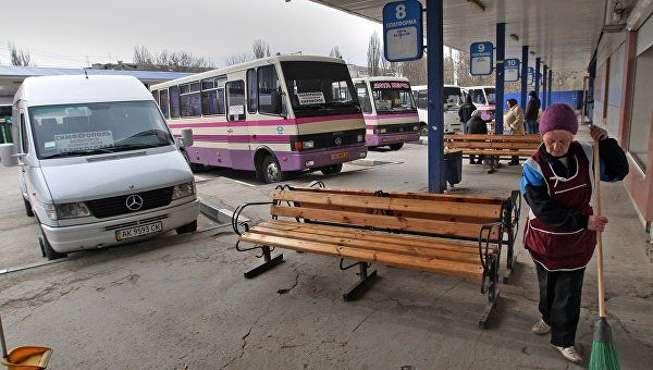 В Крыму оштрафовали 77 водителей автобусов за подбор безбилетников