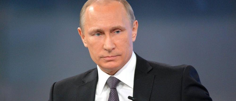 Путин рассказал, почему не хочет разговаривать с Порошенко по телефону об инциденте у берегов Крыма