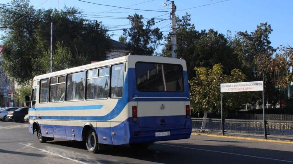 При взаимодействии Крымавтотранса и Ространснадзора к ответственности привлечено 77 водителей автобусов