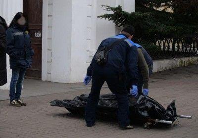 В центре Севастополя утонул приезжий