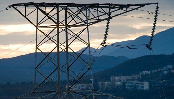 Часть Симферополя до вечера останется без электричества