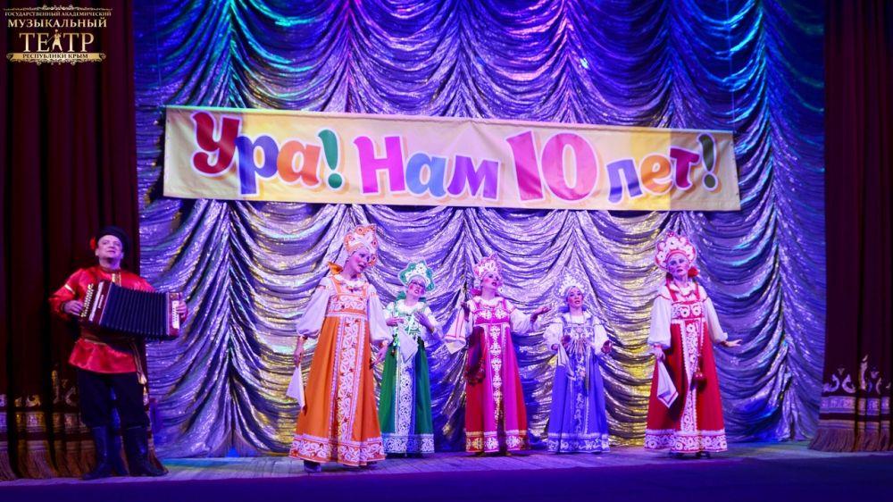 Государственный академический музыкальный театр РК представил премьеру музыкальной комедии «Баба Шанель»