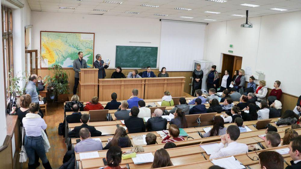 Юные исследователи-краеведы Крыма боролись за победу в республиканском этапе Всероссийского конкурса «Отечество»