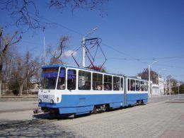 График движения трамваев