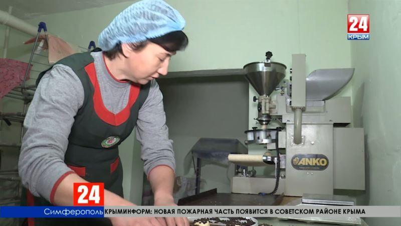 Какие сладости не должны входить в состав новогодних подарков, узнали корреспонденты телеканала «Крым 24»