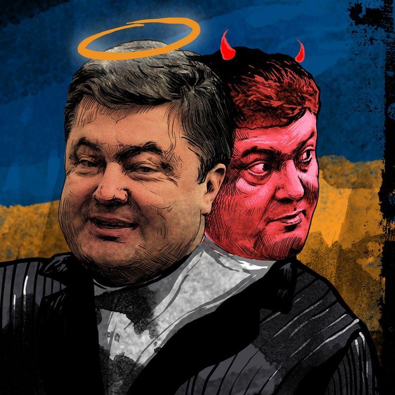 Нереальное лицемерие Порошенко: крымчане – «жертвы оккупации» или «злобные россияне»?