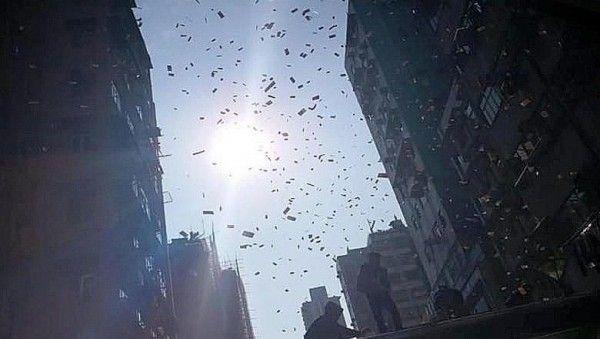 Как биткоин-миллиардер из Гонконга разбросал $13 млн в трущобах
