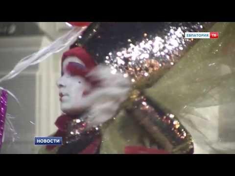 «Санта Клаус отдыхает – на арене Дед Мороз»