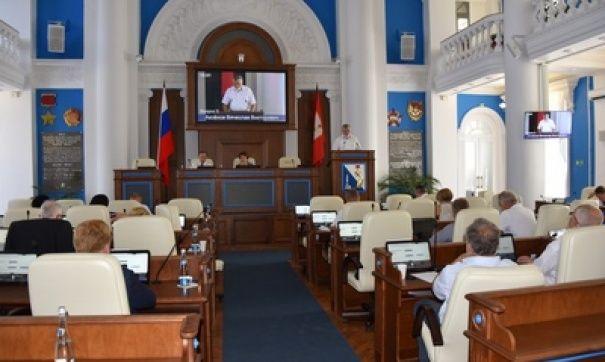 Депутаты Севастополя не смогли преодолеть вето губернатора на очередной закон