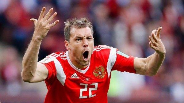 Герои российского футбола 2018 года