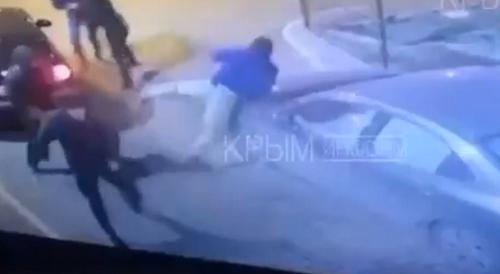 Массовая драка с поножовщиной произошла в Симферополе
