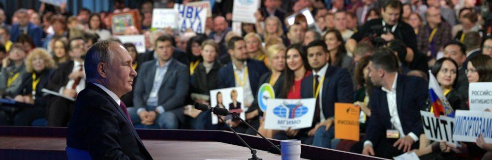 """300 миллиардов на два года и """"ничего лишнего"""": что рассказал Путин о развитии Крыма"""