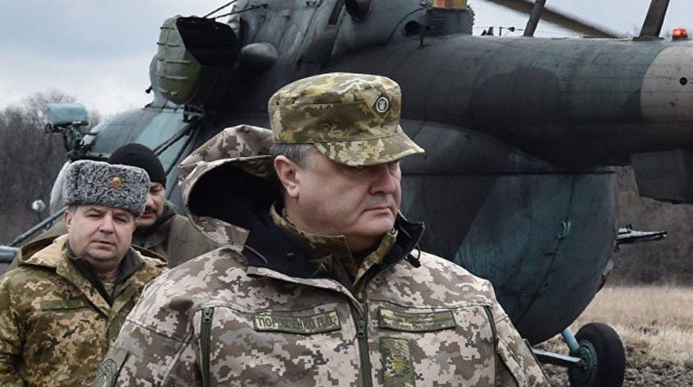 «Освободительный» поход на Москву: итоги военного положения на Украине
