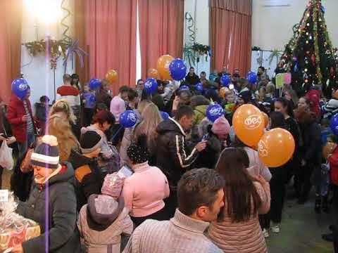 Более сотни феодосийцев приняли участие в акции «Тайный Дед Мороз»