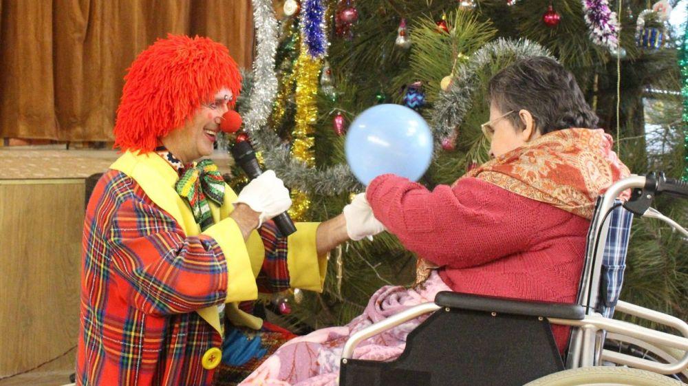 Симферополь пансионат для инвалидов и престарелых как попасть в дом престарелых в челябинске