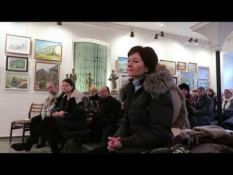 Рождественский концерт Ольги Барановой в Феодосии