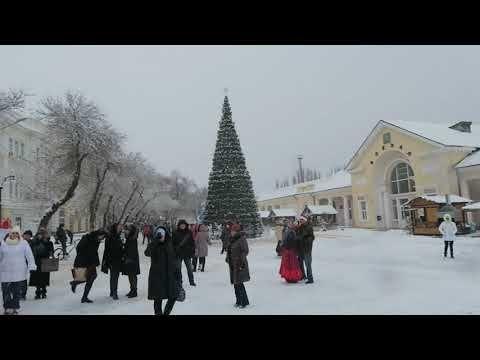 В Феодосии прошел рождественский концерт