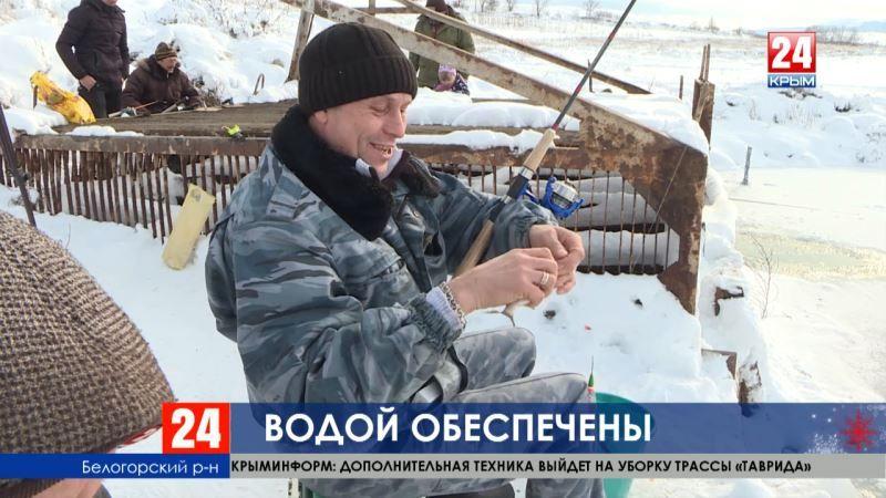 В 2019 году 23 водохранилища Крыма готовы полностью обеспечить полуостров водой