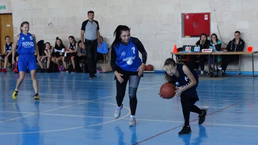 Крымский баскетбольный уик-энд. 12 и 13 января