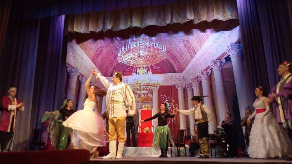Концерты Крымской филармонии на зимних каникулах посетили свыше 4200 зрителей