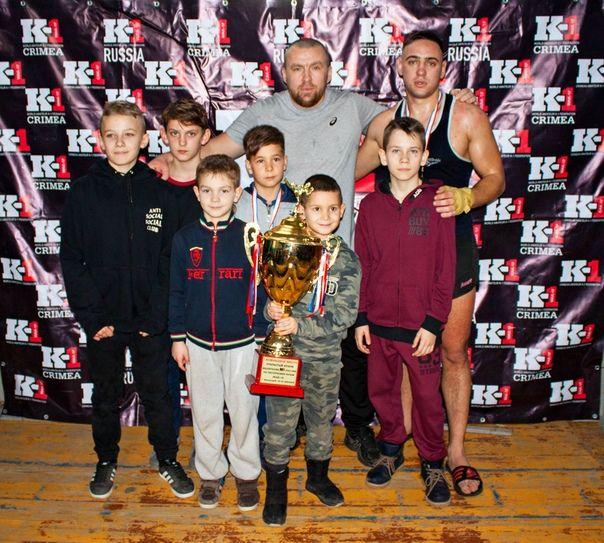 Евпаторийские боксеры завоевали первое командное место