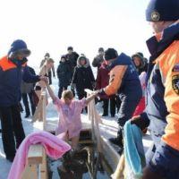 Безопасность крещенских купаний обеспечат крымские спасатели