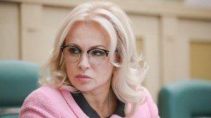 Сенатор отметила высокий уровень взаимодействия прокуратуры и Совфеда в сфере защиты прав крымчан
