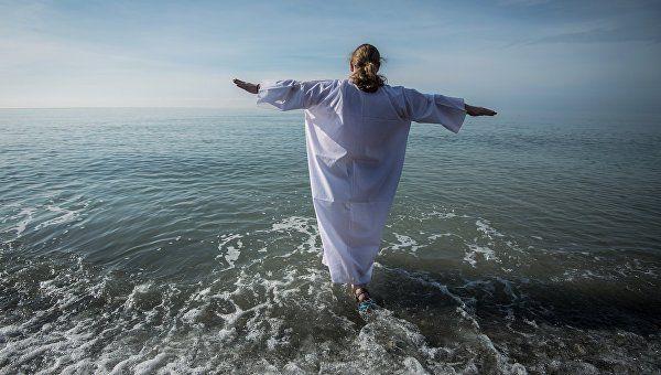 На Крещение в Крыму оборудовано более 30 мест для массового купания