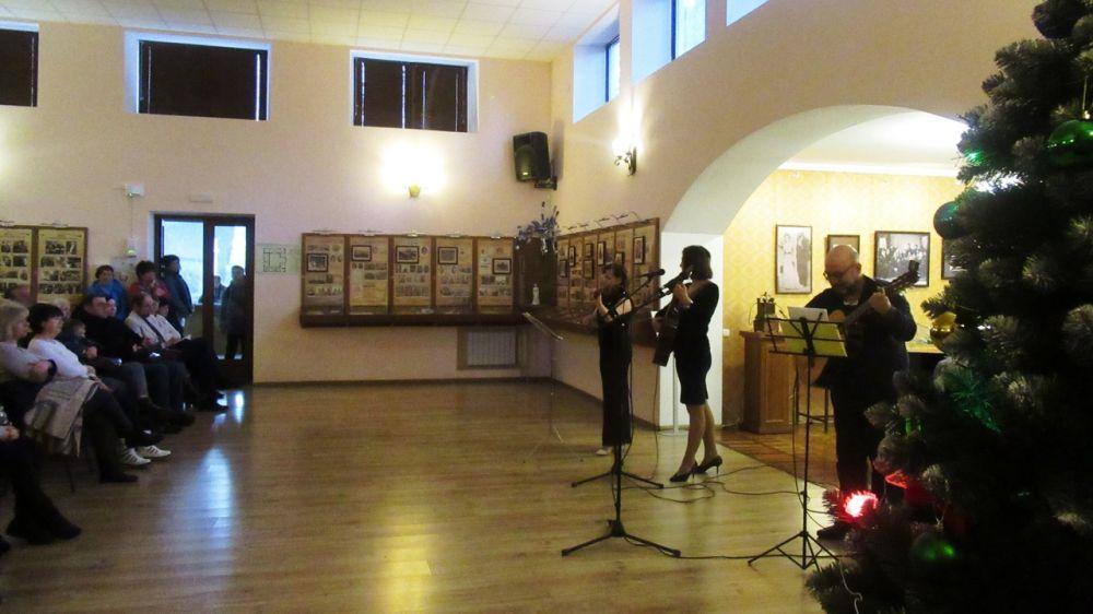 Ежегодные «Рождественские встречи» прошли в доме-музее Чехова и музее Пушкина