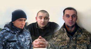 Москва рассматривает вариант обмена арестованных украинских моряков после суда