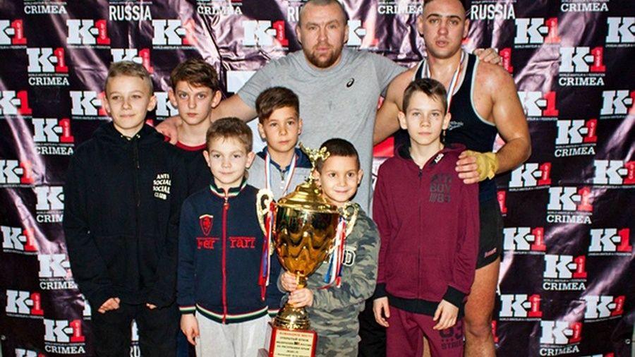 Евпаторийцы выиграли Кубок Федерации К-1 России по Крыму