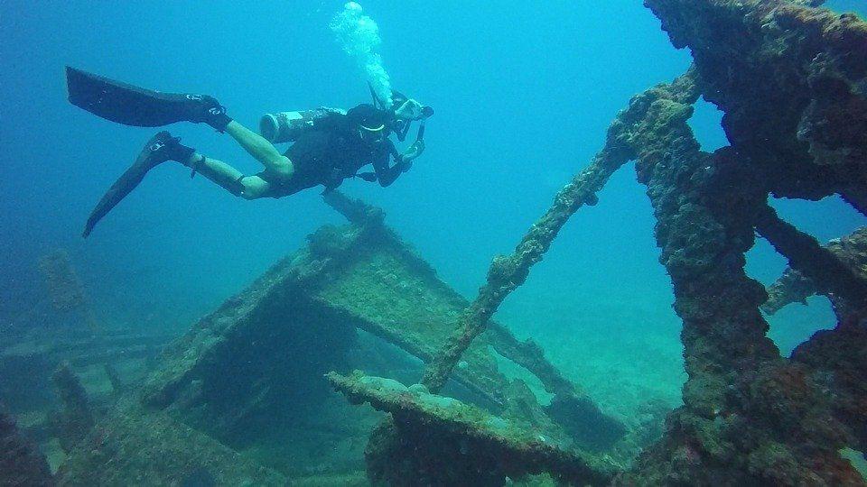 Галеру, затонувшую в 13 веке, обнаружили в Крыму