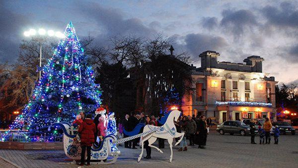 Зимний отдых в Евпатории: туристов стало больше почти в три раза