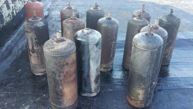В МЧС назвали причину взрыва газовых баллонов на многоэтажке в Крыму