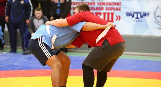 Национальная борьба крымских татар куреш может войти в российский реестр видов спорта