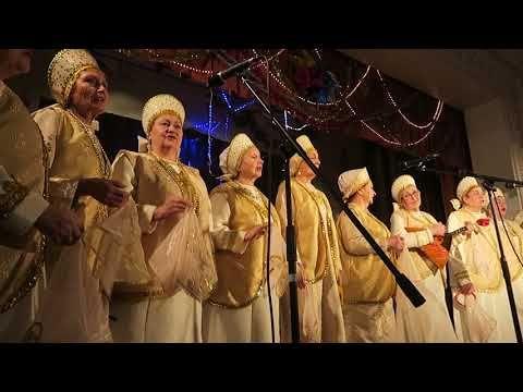 В феодосийском ДК выступили «Вдохновение» и «Черноморочка»
