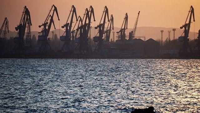 Верфи Крыма могут задействовать для строительства судов для Сирии – Минпром РК