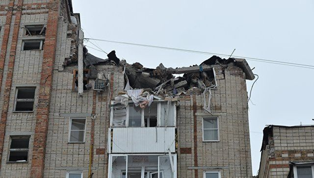 Взрыв газа в Ростовской области: число жертв выросло до четырех