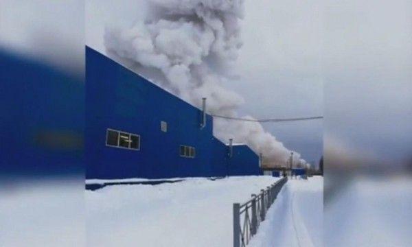 Взрыв в Кингисеппе: пострадали пять человек