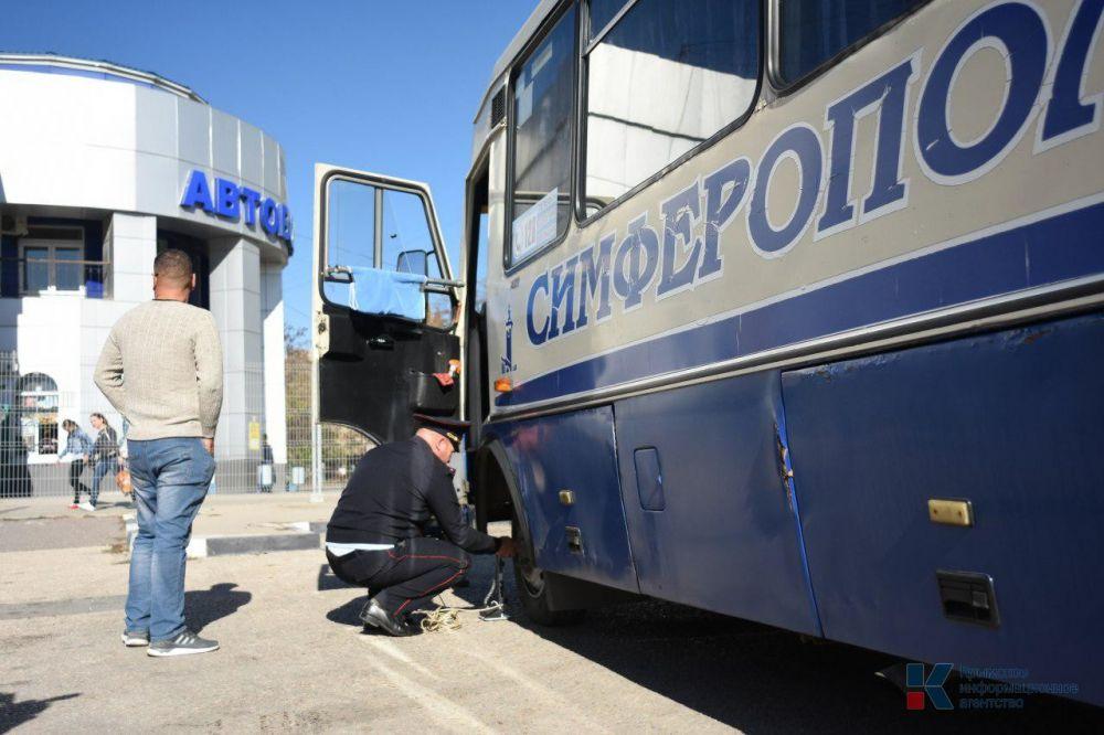 В Симферополе привлекли к ответственности за нарушение правил перевозки пассажиров более 80 водителей