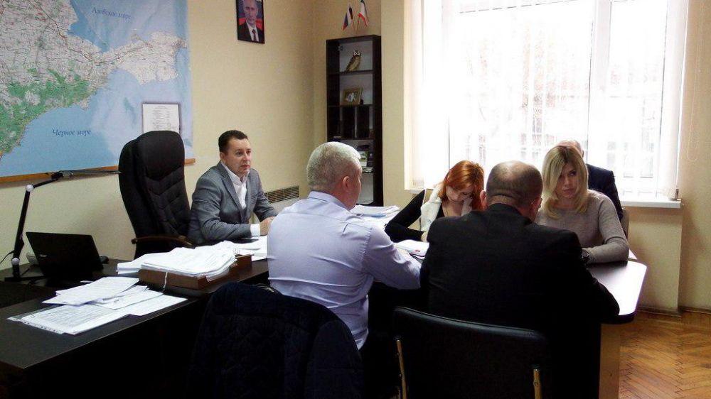 Мероприятия в рамках ФЦП и РАИП необходимо реализовать вовремя, — Госкомводхоз Крыма