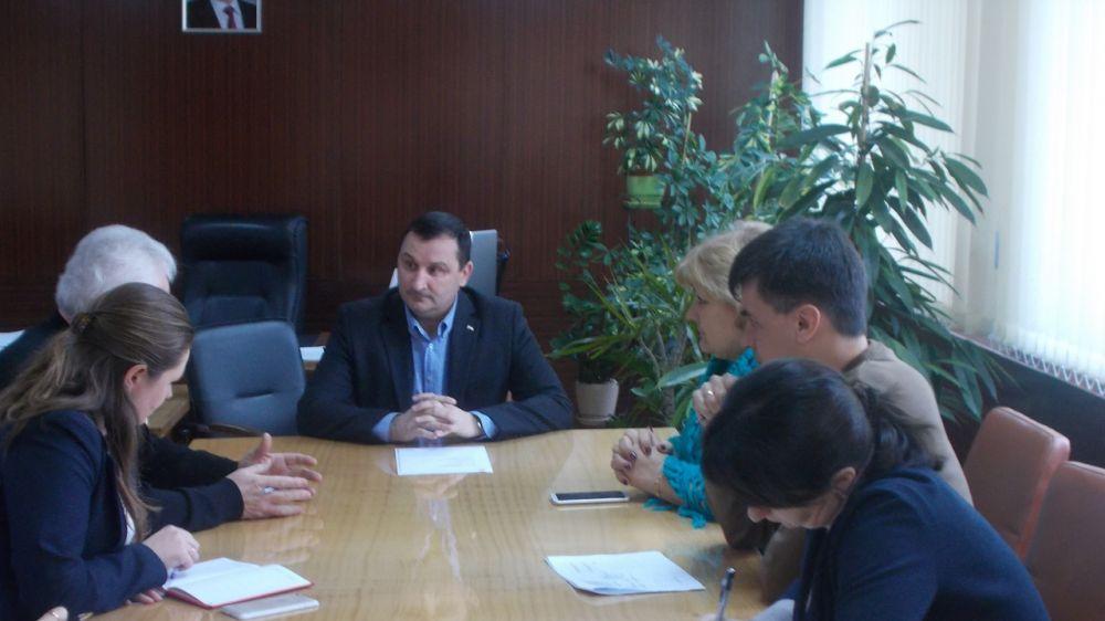 Сергей Биданец провел совещание по вопросу водоснабжения