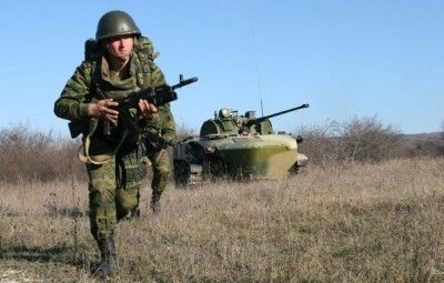 В Крыму появится еще один десантный полк